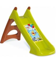 Горка детская пластиковая Smoby Winnie 310467