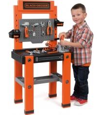Детская мастерская с инструментами Smoby Black Decker 360700