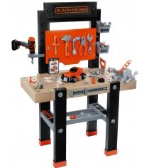 Детская мастерская с инструментами Smoby Black Decker 360701