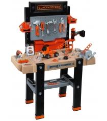 Детская мастерская с инструментами Smoby Black Decker 360702