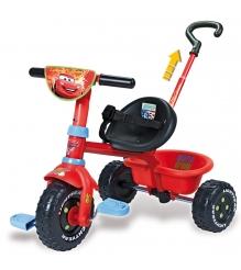 Трехколесный детский велосипед Smoby Be Fun Cars 444147...