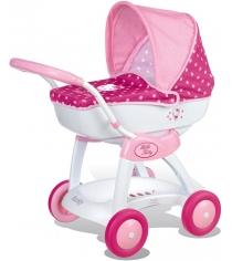 Коляска люлька Smoby Hello Kitty для кукол 523134