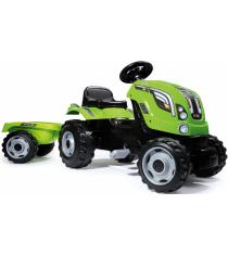 Детский педальный трактор Smoby XL 710111