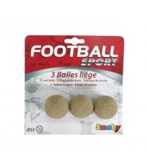 Мячи для настольного футбола Smoby 140410