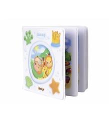 Игрушка для ванной Smoby мягкая книжечка 211084