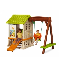 Детский домик Winnie Smoby 310463