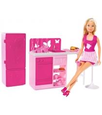 Кукла Steffi love Штеффи на кухне и аксессуары 5730409