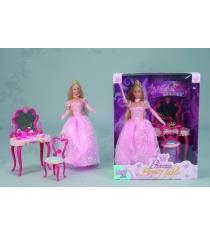 Кукла Steffi love Штеффи принцесса и столик 5733197