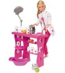 Кукла Steffi love Штеффи ветеринар 5737393