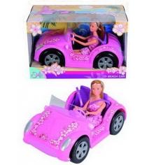 Кукла Steffi love Штеффи на автомобиле 5738332