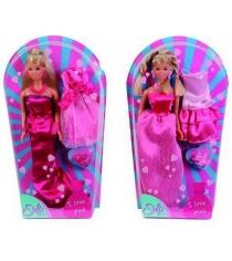 Кукла Steffi love Штеффи платье и туфли 5738662