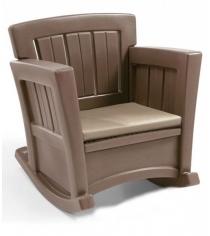 Кресло качалка с подушкой Step 2 521799