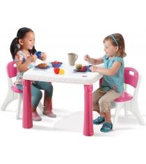 Детский столик и 2 стульчика Step 2 кухонный 719600...