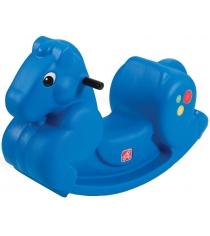 Качели качалки Step 2 пони синяя 723900