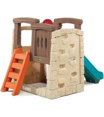Пластиковая площадка Step 2 лесная крепость 815800