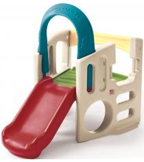 Горка детская пластиковая Step 2 Панда 815900