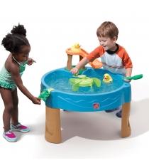 Столик для игр с водой Весёлые утята Step 2 842700