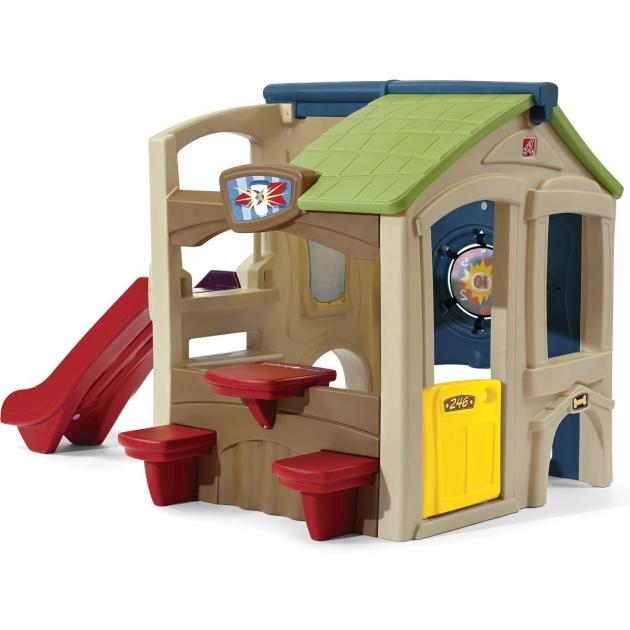 Детский домик Step 2 Весёлые соседи 2 851000