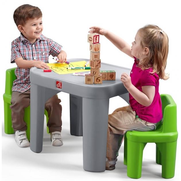 Столик с двумя стульями 854400 Step-2