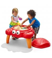 Столик для игр с песком Крабик Step 2 866100