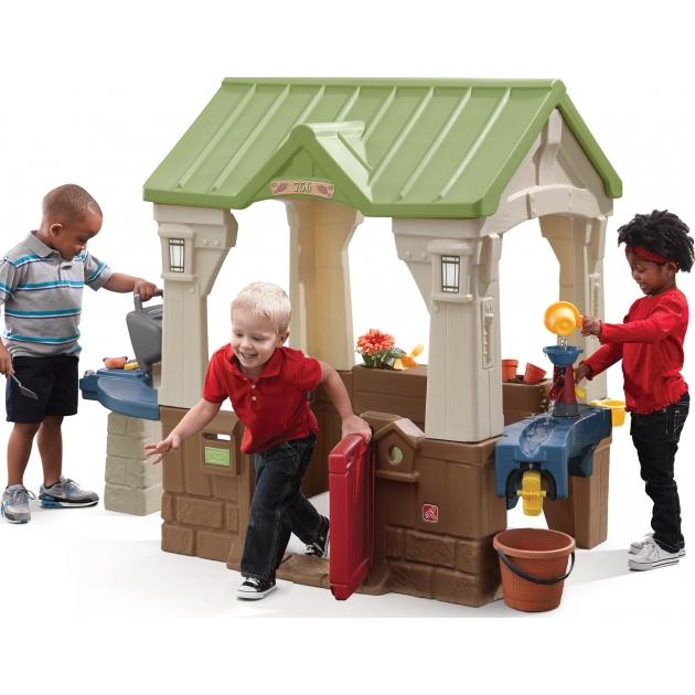 Детский домик Step 2 Летний 840900