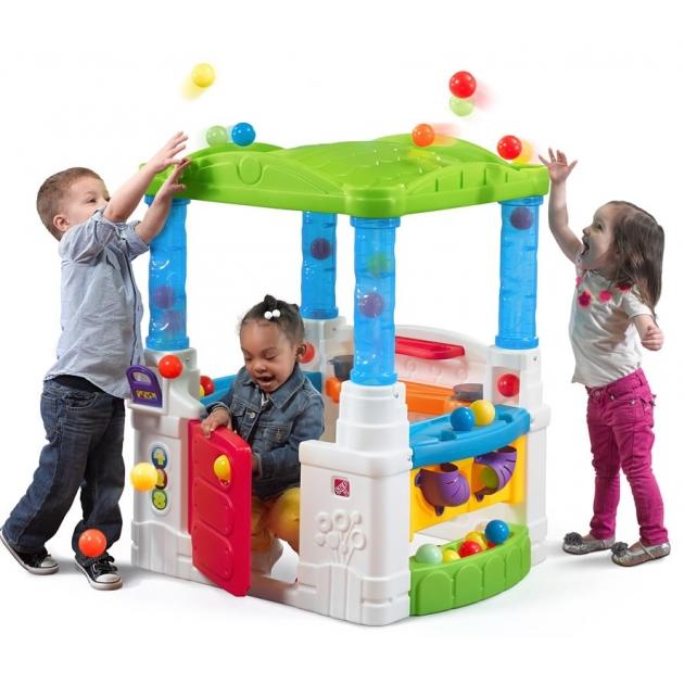 Детский домик Step 2 Весёлые шары 853900