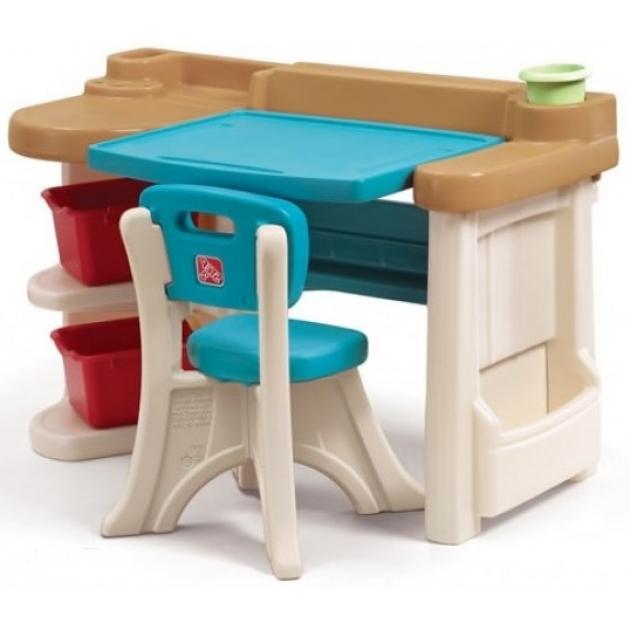 Парта для детей Step 2 Арт-Студия 843100 (836400)