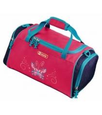 Сумка спортивная Butterfly Dancer полиэстер розовый/синий Step By Step 129076