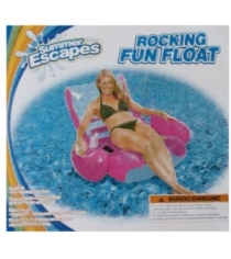 Надувная игрушка для бассейна Summer Escapes Rocking Fun Float assortment...
