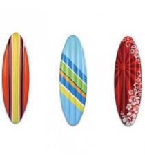 Надувная игрушка для бассейна Summer Escapes доска для серфа с принтом 159х55