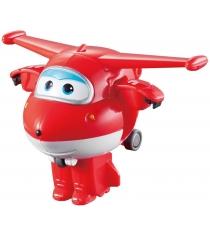 Игрушка Супер Крылья Мини-трансформер Джетт YW710010