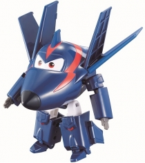 Игрушка Супер Крылья Мини-трансформер Чейс EU720023