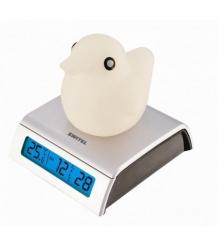 Детский термометр часы с будильником для детской комнаты Switel BC150
