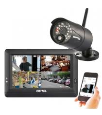 Система видеонаблюдения Switel HSIP5000 беспроводная...