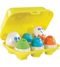 Сортер TOMY Веселые Яйца E1581