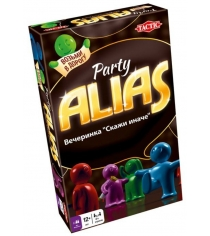 Tactic Games Party Скажи иначе Вечеринка Компактная версия 2 53370