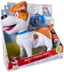 Игрушка Тайная жизнь домашних животных Плюшевый герой Макс 72822