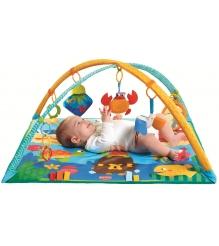 коврик для новорожденных с игрушками Tiny Love Морские приключения 503
