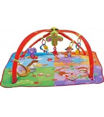 Коврик Tiny Love Разноцветное сафари 408