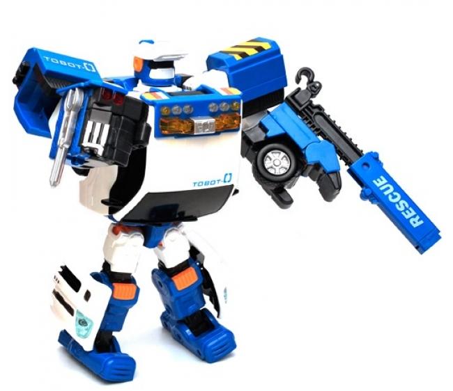 Картинки по запросу Робот-трансформер YOUNG TOYS Tobot Zero 301018