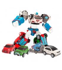 Трансформер Young Toys Tobot Дельтатрон 301040