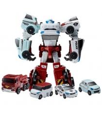 Робот трансформер Young toys Tobot Mini Кватран 301057