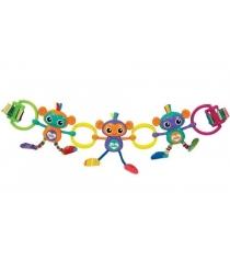 Подвесная игрушка TOMY Веселые обезьянки L27177