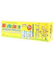 Конструктор Marbulous Marble Machine 120 дет. 20 шаров Tototoys 850N...