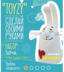 Набор для валяния Toyzy Зайчик начальный TZ-F015