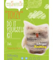 Набор для вязания Toyzy Сова TZ-K002
