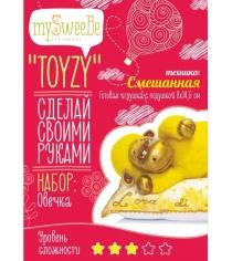 Набор для вязания и валяния Toyzy Овечка TZ-M002