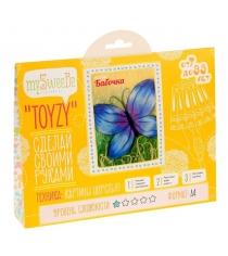 Набор для картин шерстью Toyzy Бабочка TZ-P013