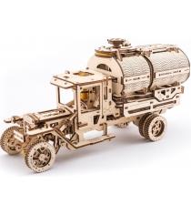 Сборная модель Ugears автоцистерна 70021