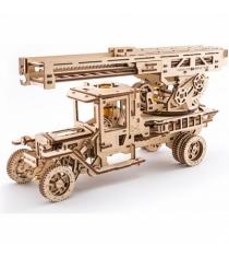 Сборная механическая модель Ugears пожарная лестница 70022...